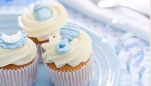 Bris or Boy Baby Shower Ideas as seen on The Jewish Kitchen website