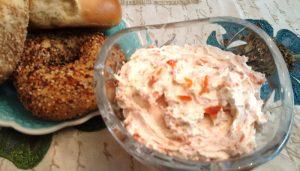 Bris/Baby Naming Buffet Menu as seen on The Jewish Kitchen website