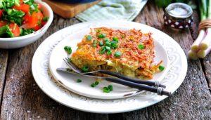 Sukkot Menu as seen on The Jewish Kitchen website