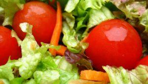 Tu B'Shevat Menu as seen on The Jewish Kitchen website