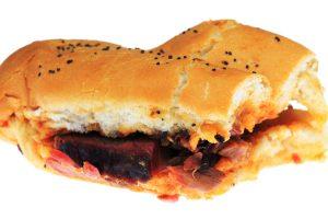 brisket sandwich from The Jewish Kitchen