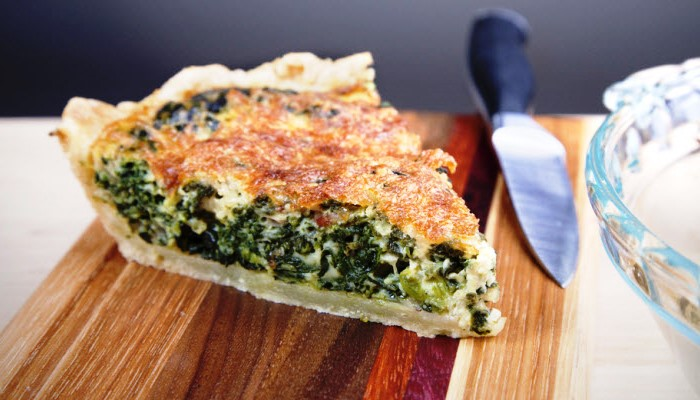 Phyllis's Spinach Pie
