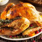 classic roast turkey with gravy from The Jewish Kitchen