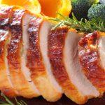 roast citrus turkey breast from The Jewish Kitchen