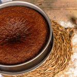 honey cake from The jewish Kitchen
