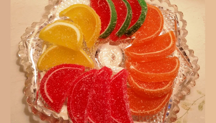 Jelly Fruit Slices