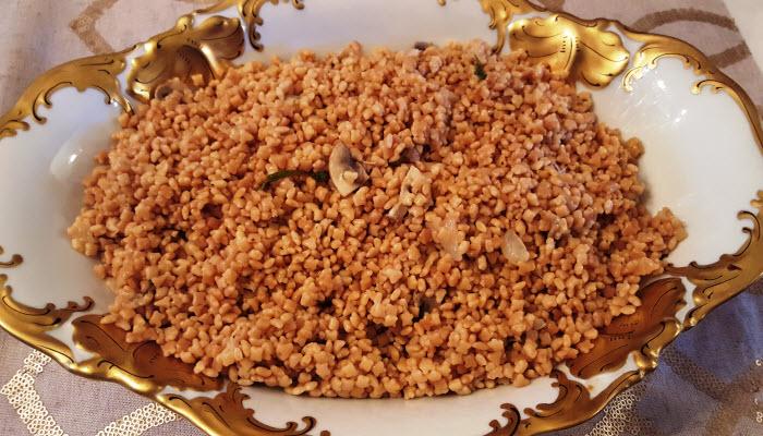 Golden Noodle Barley