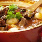 beef stew from The Jewish Kitchen