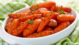 honey roasted carrots3