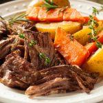 pot roast from The Jewish Kitchen