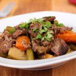 classic pot roast from The Jewish Kichen