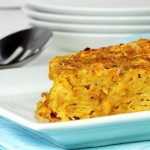 mom's potato kugel from The Jewish Kitchen