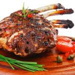 kosher standing rib roast from The Jewish Kitchen