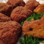 sweet potato balls from The Jewish Kitchen