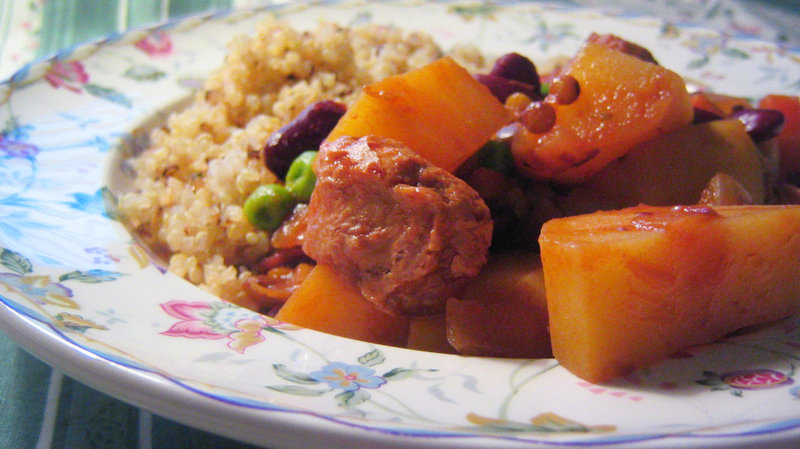 Traditional Cholent