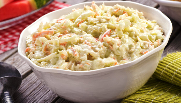 Bella's Perfect Coleslaw
