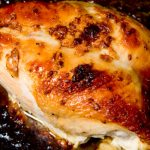 honey roasted chicken breast from The Jewish Kitchen