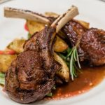 lamb chops from The Jewish Kitchen