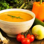 Vegetable  Soup as seen on The Jewish Kitchen website