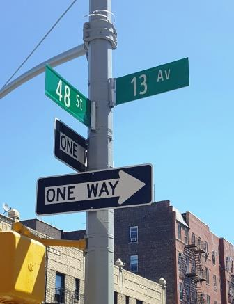 13th Avenue & 48th Street