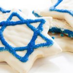 chanukah cookies from The Jewish Kitchen