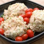 my fast and favorite chicken salad from The Jewish Kitchen