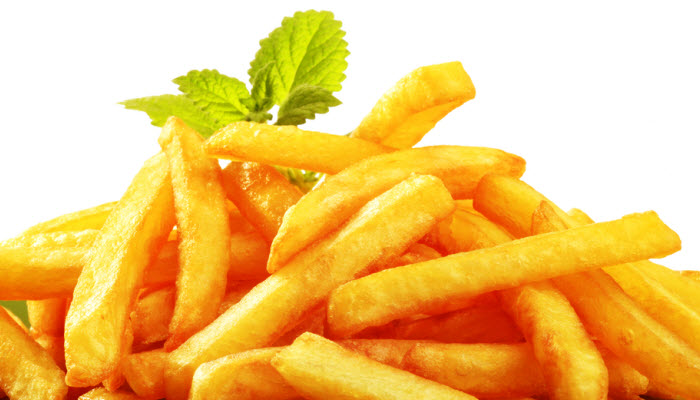 Easy Baked Fries – Healthy Option