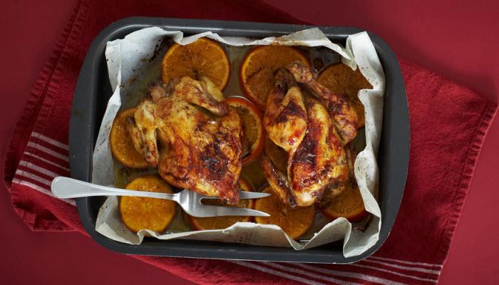 Pomegranate Glazed Chicken | Kosher and Jewish Recipes