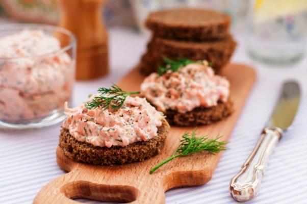 Kosher Salmon Dip