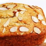 almond-crusted pound cake from The Jewish Kitchen