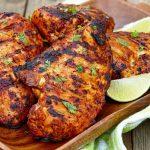 marinated chicken from The Jewish Kitchen
