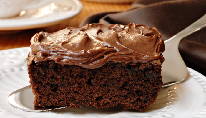 Nana S Chocolate Cake With Fudge Frosting Kosher And Jewish Recipes