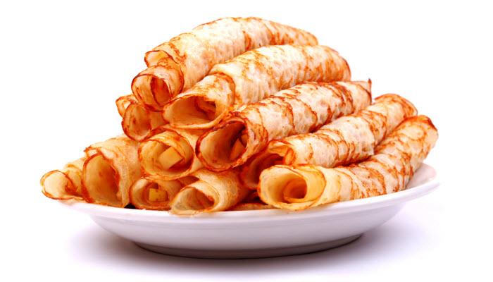 Apple Cinnamon Crepes – Healthy Option