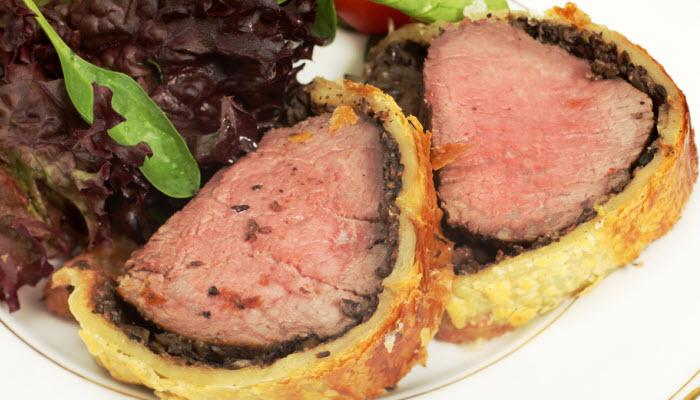 Kosher Beef Wellington
