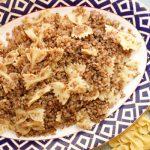 classic kasha varnishkes from The Jewish Kitchen
