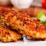 kosher crispy fish cakes from The Jewish Kitchen