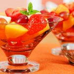 Fresh Fruit Salad - Healthy Option as seen on The Jewish Kitchen website