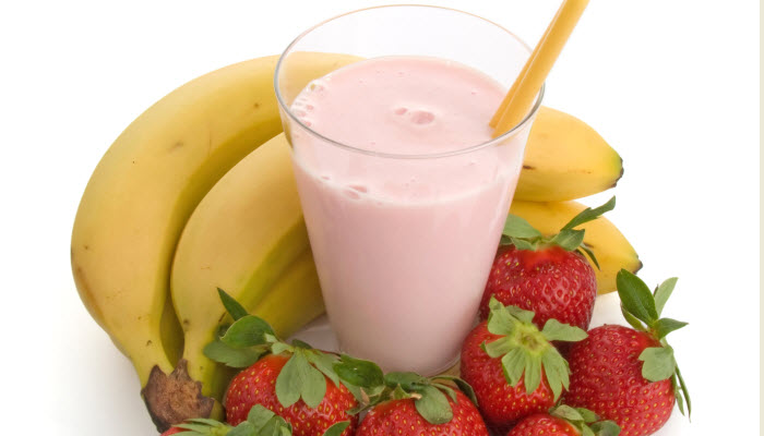 Fresh Fruit Smoothie – Healthy Option