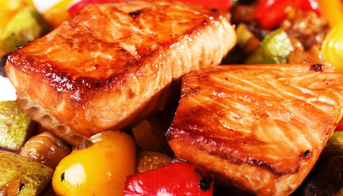 Honey Soy Broiled Salmon – Healthy Option