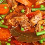 kosher lamb stew from The jewish Kitchen