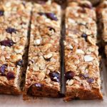 light granola bars from The Jewish Kitchen