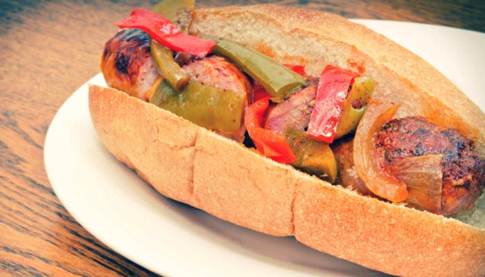 Kosher Turkey Sausages
