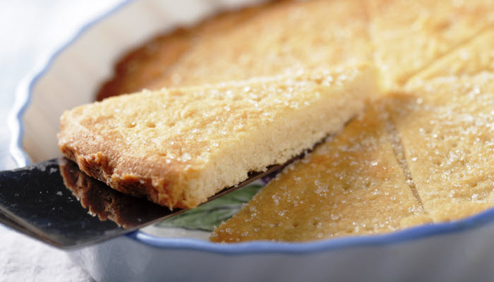 Aaron's Shortbread Cookies