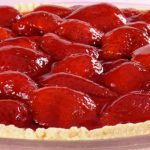 fresh strawberry pie from The Jewish Kitchen