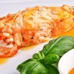 Citrus Glazed Salmon as seen on The Jewish Kitchen website