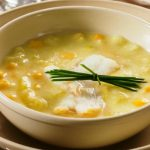 kosher new england fish chowder from The Jewish Kitchen