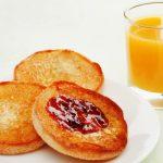 homemade english muffins from The Jewish Kitchen