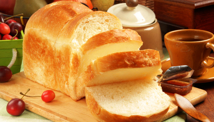 Old-Fashioned White Bread | Kosher and