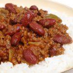 kosher beef chili from The Jewish Kitchen