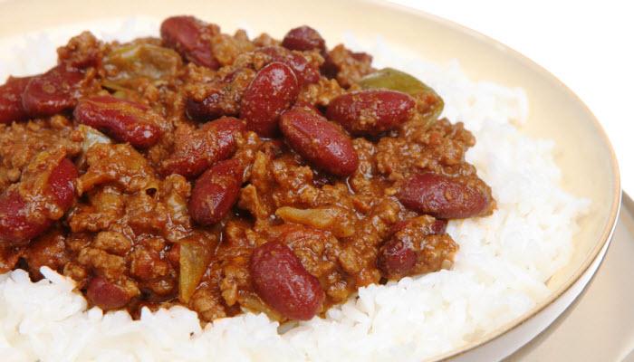 Kosher Beef Chili